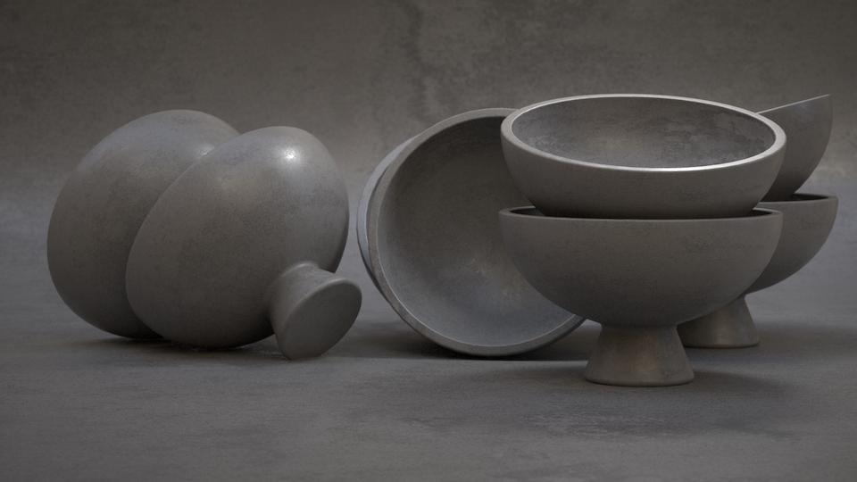 Ceramics - Houdini