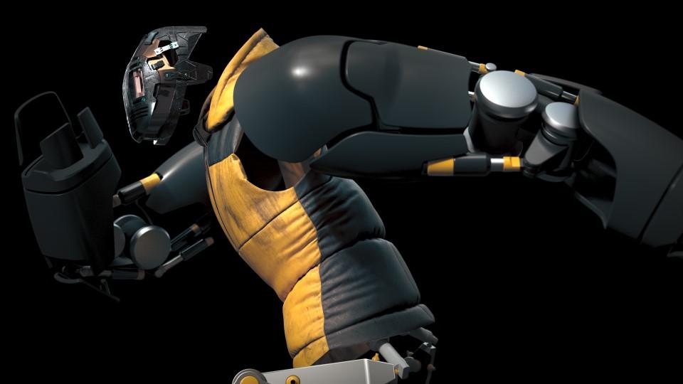 the Bot 20 - Houdini