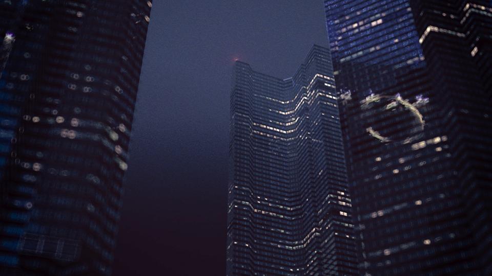 Procedural City - Houdini